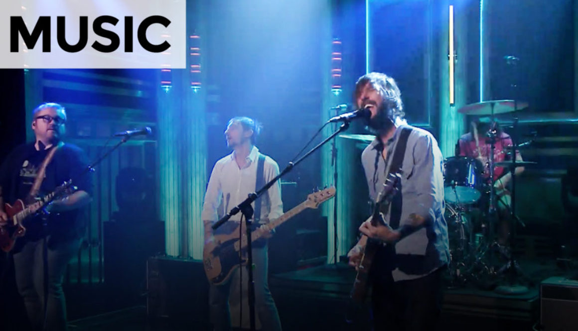 VIDEO: Band of Horses: Casual Party – The Tonight Show