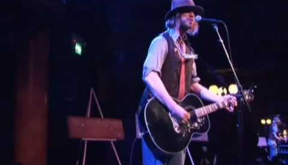 VIDEO: Todd Snider – If Tomorrow Never Comes