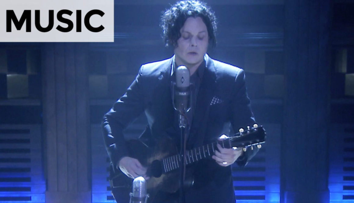 VIDEO: Jack White: Love Is the Truth/You've Got Her in Your Pocket Medley – The Tonight Show