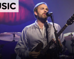 VIDEO: Kings of Leon: Waste a Moment – The Tonight Show
