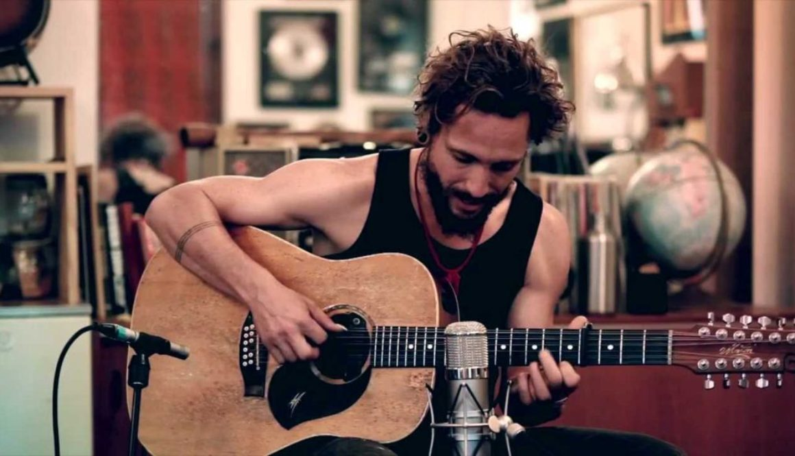 VIDEO: Ocean – John Butler – 2012 Studio Version