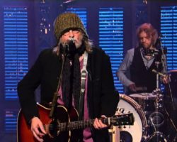VIDEO: Ray Wylie Hubbard on Letterman