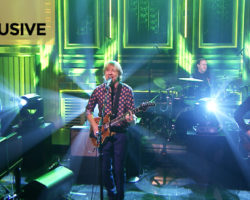 VIDEO: Phish: Blaze On – The Tonight Show