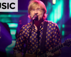 VIDEO: Phish: Breath and Burning – The Tonight Show