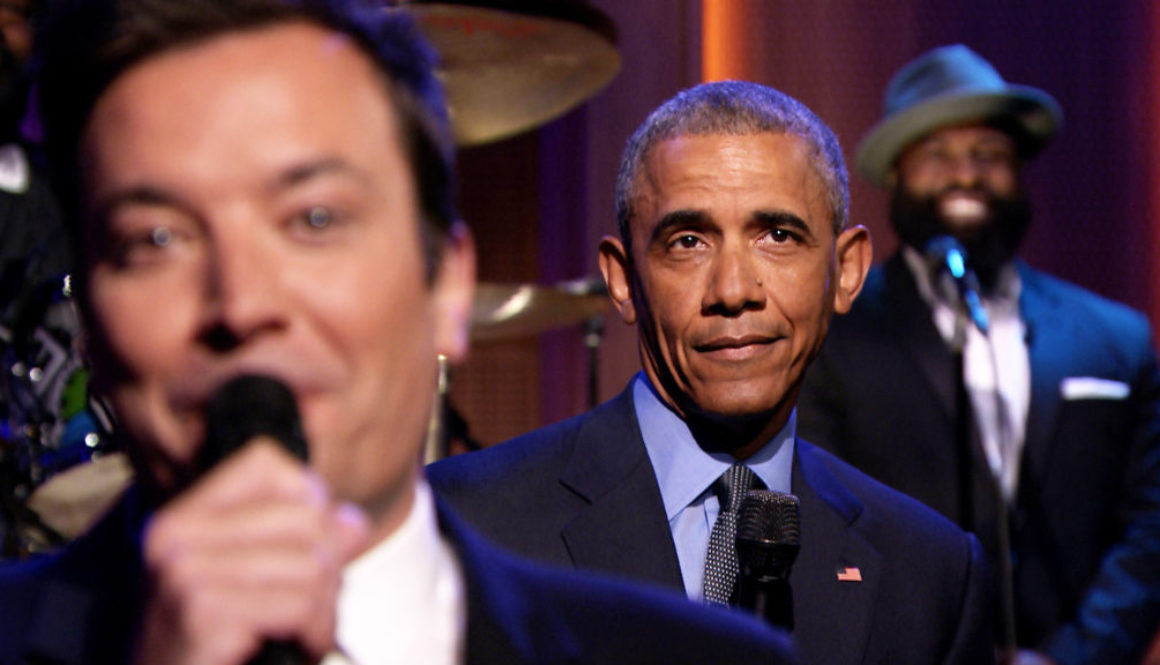 """VIDEO: """"Slow Jam the News"""" with President Obama – The Tonight Show"""