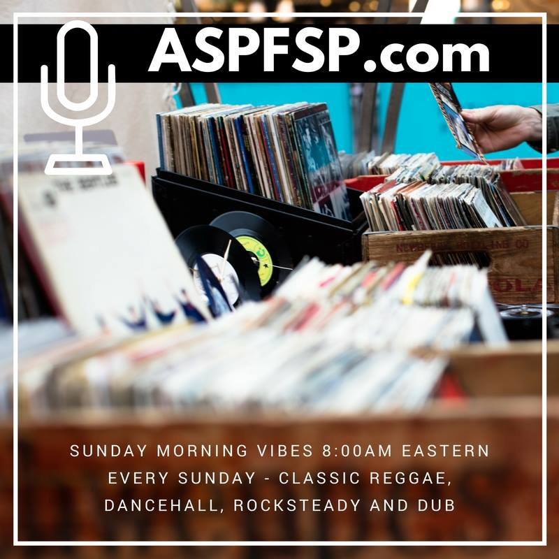 Episode 77:  Sunday Morning Vibes
