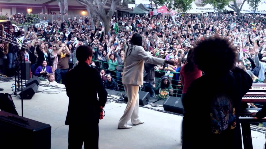 VIDEO: Piracy and Don Carlos at Cali Roots (2013)
