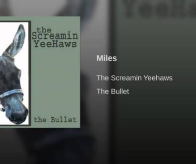SONG: The Screamin Yeehaws – Miles