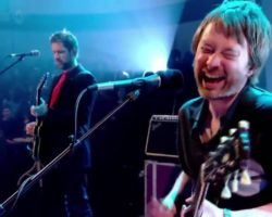 VIDEO: Radiohead – Weird Fishes/Arpeggi on Later with Jools Holland