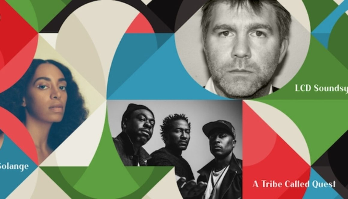 Pitchfork Music Festival 2017 Headliners: A Tribe Called Quest and LCD Soundsystem