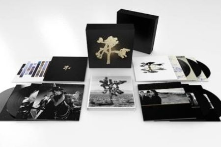 U2 Announce 30th Anniversary Reissue of The Joshua Tree