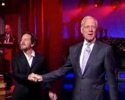 David Letterman will induct Pearl Jam into Rock and Roll HOF