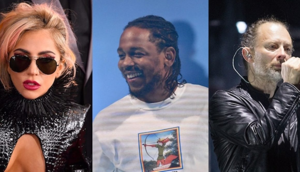Coachella 2017 YouTube Live Stream: Kendrick, Radiohead, Gaga, More