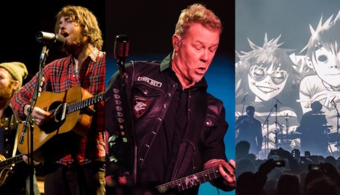 Outside Lands 2017: Gorillaz, Metallica, Fleet Foxes, ATCQ, Queens of the Stone Age