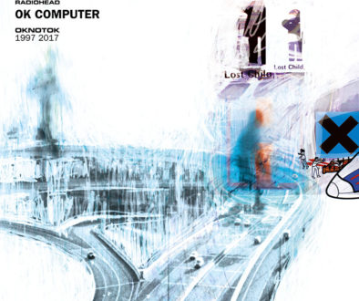 Location of Radiohead's OK Computer artwork has been discovered
